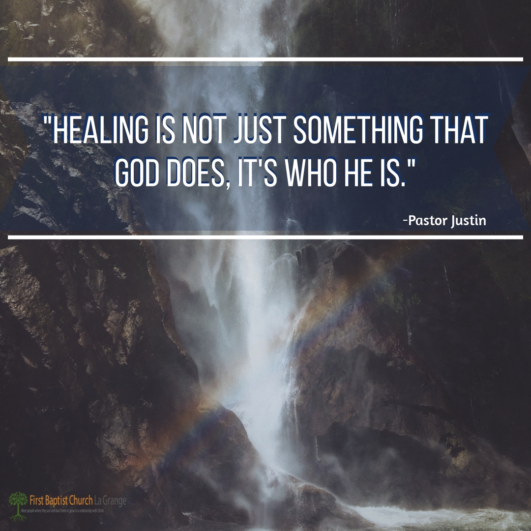 Yahweh-Rapha: The LORD Who Heals